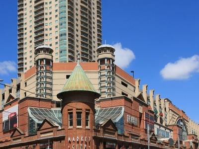 Sydney City Markets Building