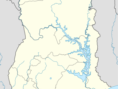 Paga Is Located In Ghana