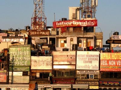 Paharganj Hotels And Restaurants