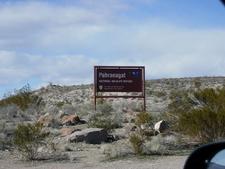 Pahranagat Sign