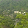 View Of Painavu Town