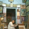Painter At Nathdwara