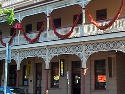 Rebuilt Palace Hotel