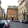 Palazzo Muti And Basilica Dei Santi Apostoli