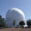 Palomar Observatory And Hale Telescope Dome