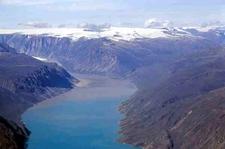 Maktak Fiord Delta