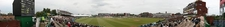 Panorama Of Old Trafford Cricket Ground Before Redevelopment
