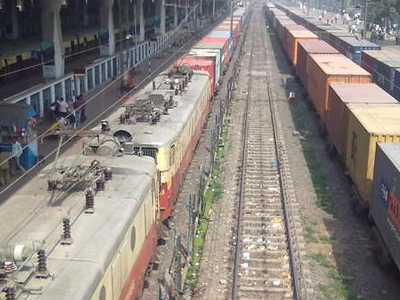 Panvel Station From FOB