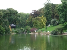 A Lake In The Park