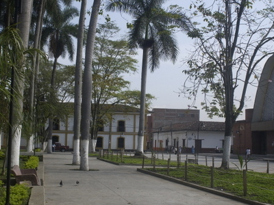 Parque Francisco Antonio Rada