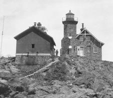 Passage Island Light Station