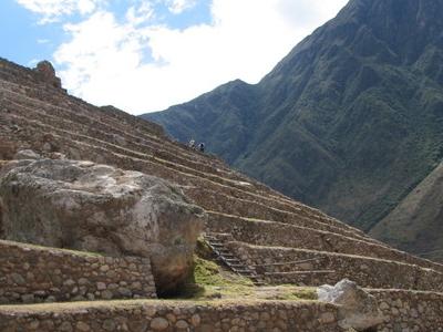 Patallacta  Terraces
