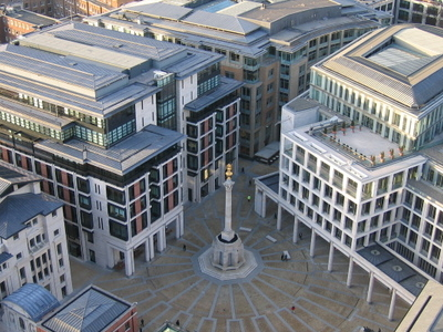 View Of Paternoster Square