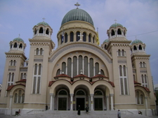 Saint Andrew Of Patras Cathedral