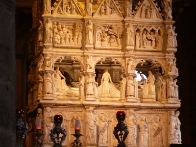 Tomb Of St Augustine