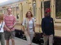 Palace On Wheels Train Tour