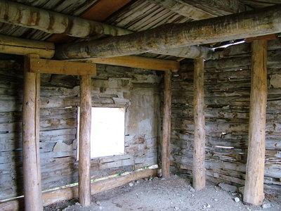 Parker Homestead Interior