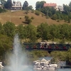 Bridge Over Princes Island Lagoon