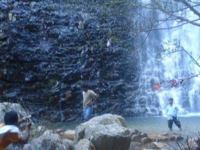 Penchalakona Waterfalls