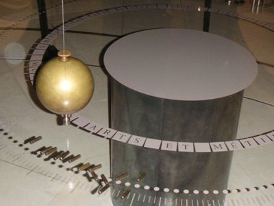 The Foucault Pendulum