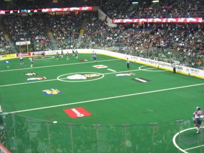 Inside The Saddledome
