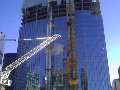 Construction In April 2010