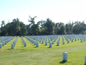 Barrancas Cementerio Nacional