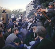 Pentagon Vietnam Protests