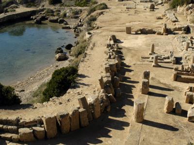 Heraion Of Perachora Excavated By British School