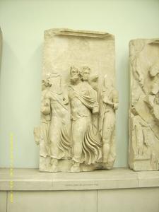 Pergamonmuseum Antikensammlung Pergamonaltar 6 7