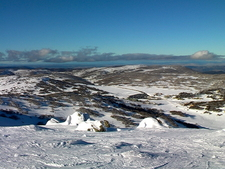 Perisher From Mount Perisher