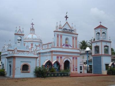 Periya Nayagi Shrine