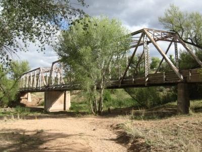 Perkinsville Bridge
