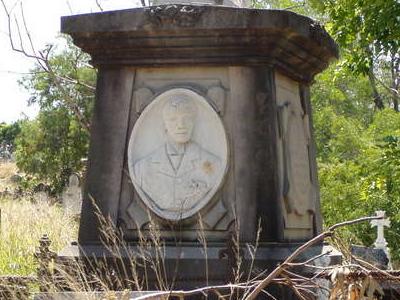 Peterjacksonboxer Grave