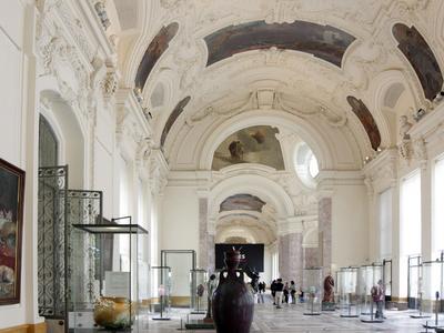 Petit Palais Interior