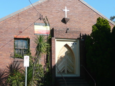Catholic Church, Known As The Reconciliation Church, Yarra Road