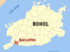 Ph Locator Bohol Baclayon