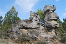 One Of The Many Rock Formations