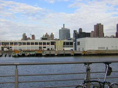 Pier 86 Temporarily Bereft Of Exhibits