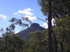 Pigeon House Mountain