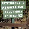 Pine Mountain Club Sign
