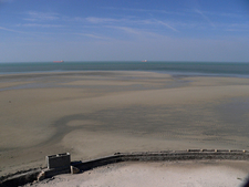 Part Of Pirotan Island From Top Of Lighthouse