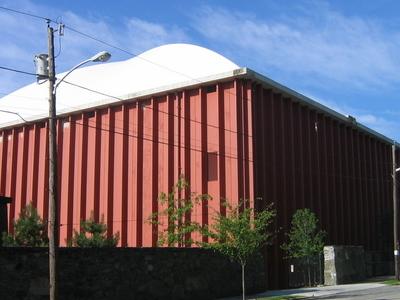 Brown U Pizzitola Sport Center