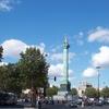 View Of Place De La Bastille
