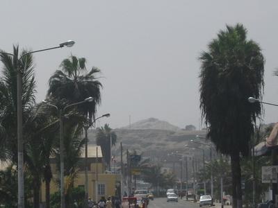 Av La Rivera At Huanchaco