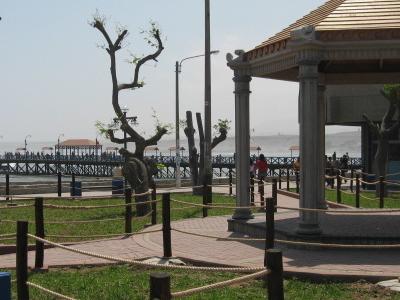 Malecon Near The Beach