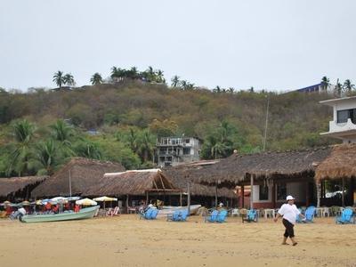 Playa Panteon Beach