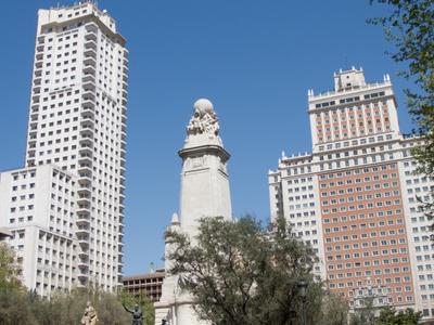 Plaza De Espa Madrid
