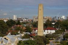 The Lincoln Street Vent In Highgate, Western Australia