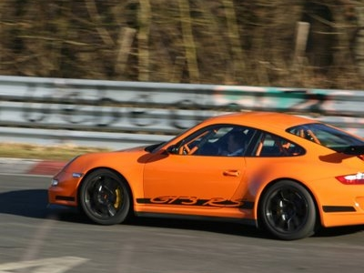 Chicane On The Nordschleife